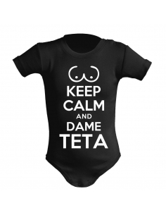 Keep Calm and Dame Teta