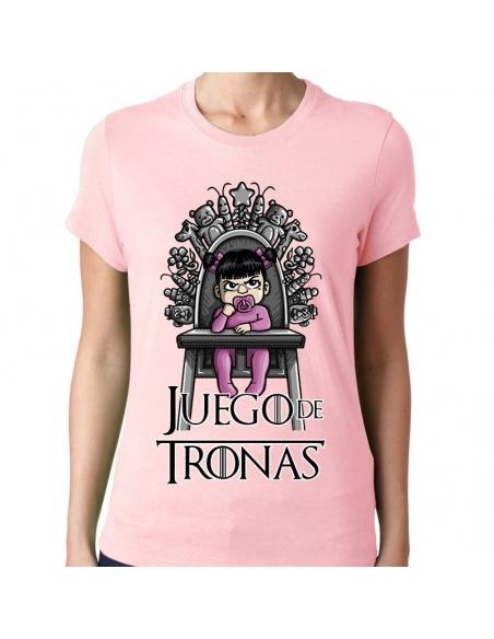 Pack Juego de Tronas: Camiseta + Camiseta de bebé (V. Chica)