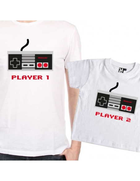 Pack Gamer Camiseta de Bebé