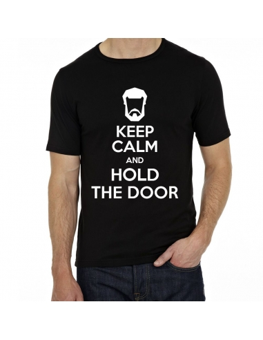 Keep Calm and Hold the Door