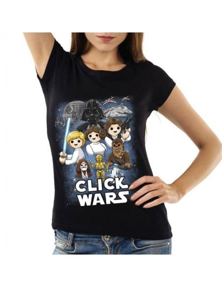 Click Wars - Los clicks de la Galaxia