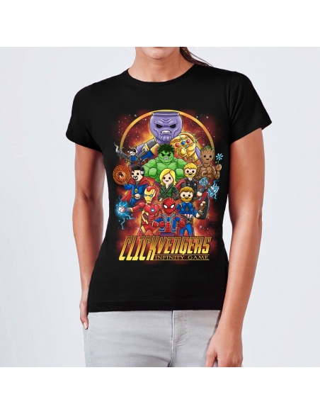 Clickvengers - Infinity game