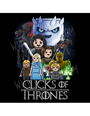 Clicks of Thrones