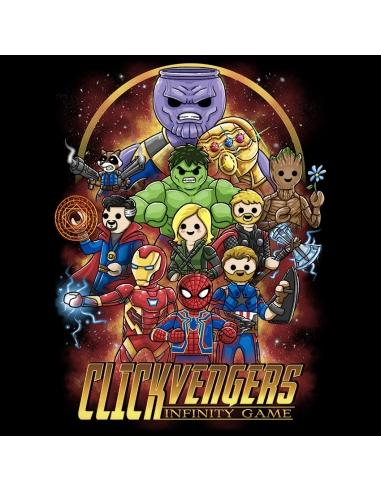 Clickvengers - Infinity game (Niño)