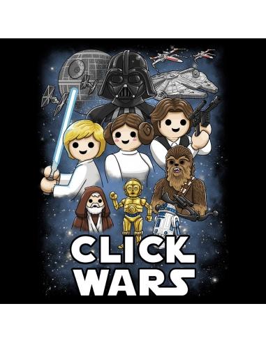 Click Wars - Los clicks de la Galaxia...
