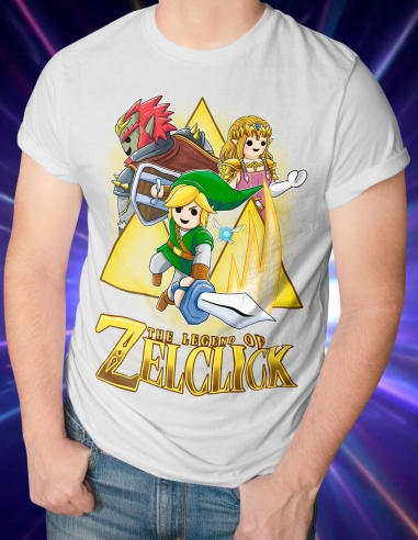 The Legend of Zelclick
